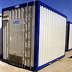Telecommunications Shelters (GSM) that can be fully fitted with Air conditioning, DC fan, Ice shield, Fire extinguisher...