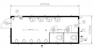 WC-Cabin-20-Male-PLAN