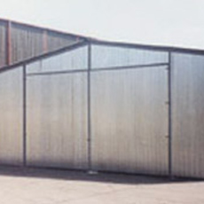 Low Cost, Delivered in pre-clad panels meaning less time on site, Extendable, Relocatable, Executive model available with Plastisol cladding